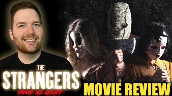 Chris Stuckmann - The strangers: prey at night - movie review
