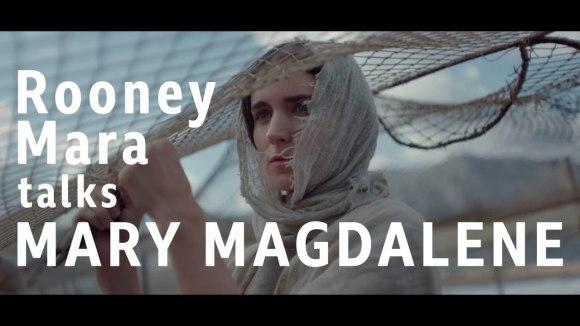 Kremode and Mayo - Rooney mara interviewed by simon mayo