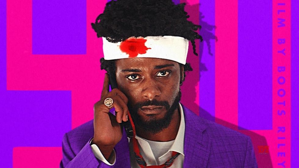 Zwarte man met blanke stem in vermakelijke trailer 'Sorry to Bother You'