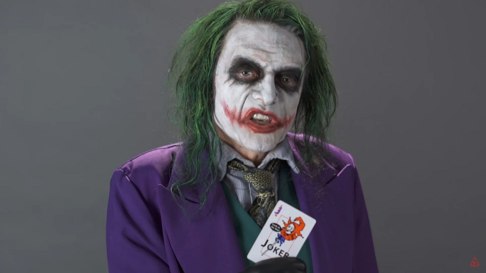 Wordt Tommy Wiseau de nieuwe Joker?