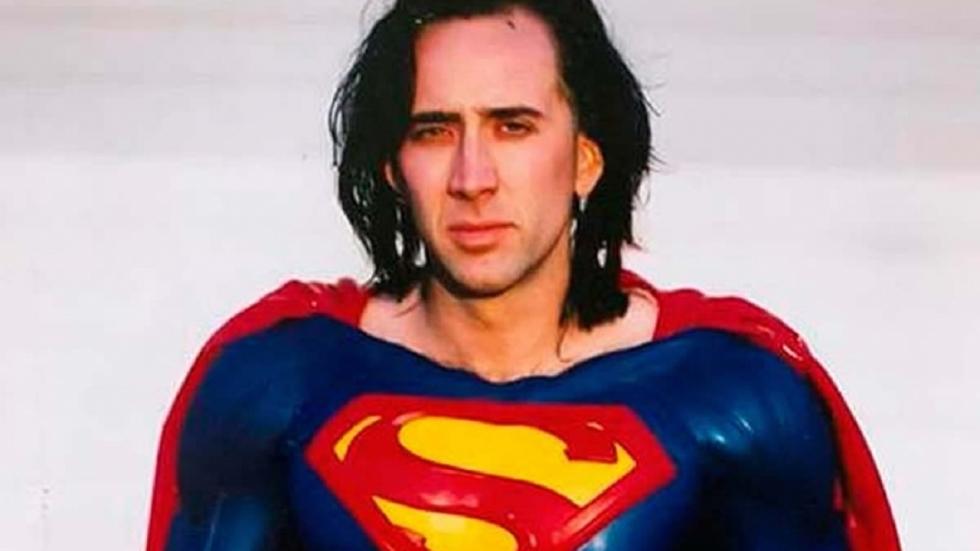 Nicolas Cage is Superman in 'Teen Titans GO!'