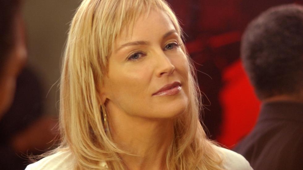Sharon Stone steunt James Franco na beschuldigingen van seksueel wangedrag