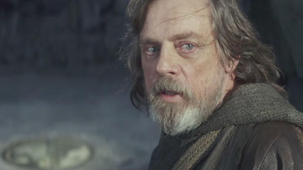 Mark Hamill over Luke in 'Star Wars: Episode IX'