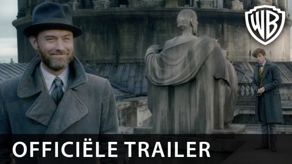 Fantastic Beasts: The Crimes of Grindelwald - official trailer