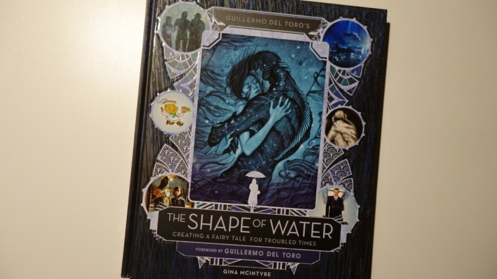 The Shape of Water: Creating a Fairy Tale for Troubled Times [Boek]