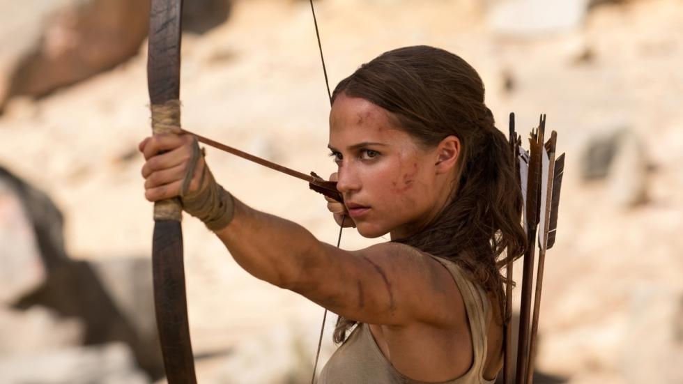 Recensies 'Tomb Raider': nieuwe game-mislukking?