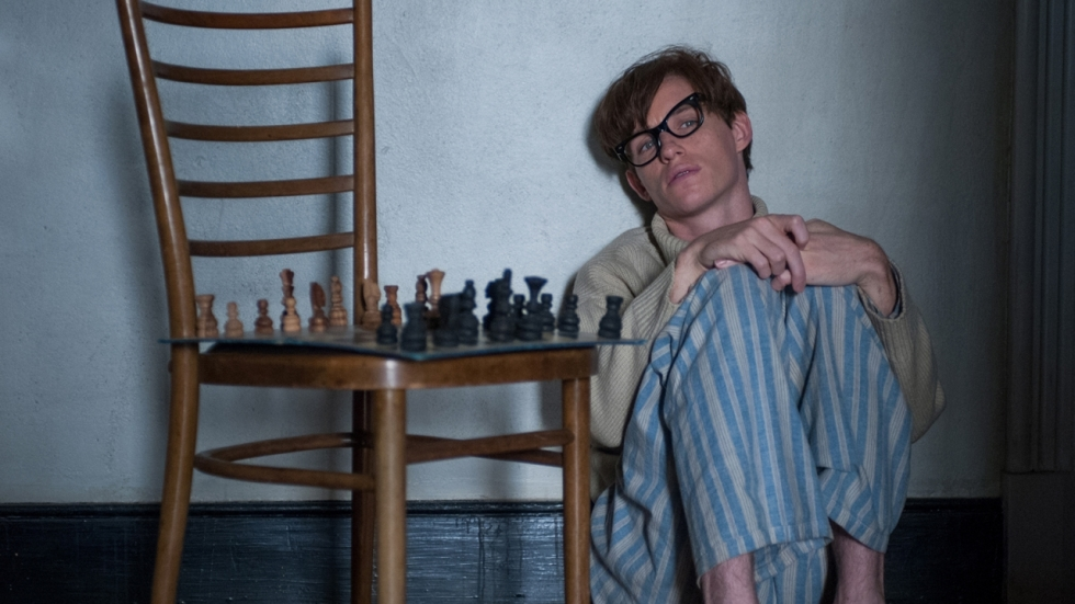 Eddie Redmayne herdenkt Stephen Hawking