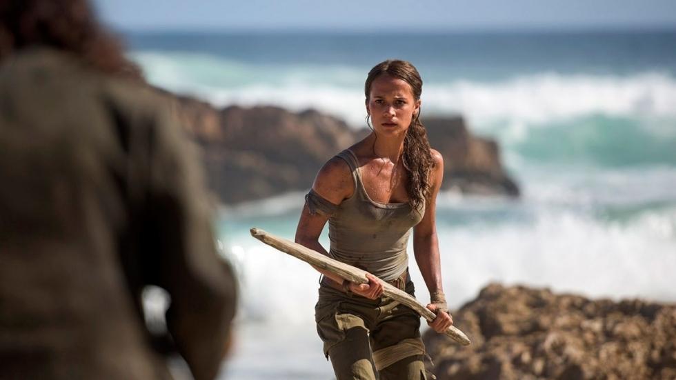 Recensie: 'Tomb Raider' en nog 5 films