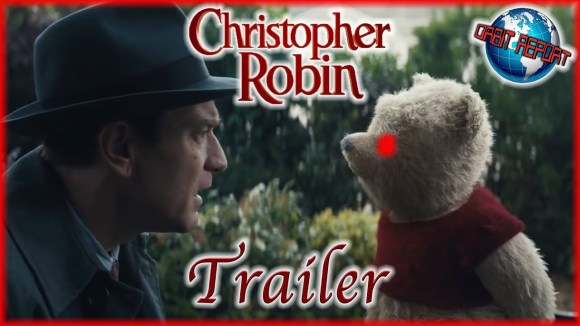 Channel Awesome - Christopher robin trailer - orbit report