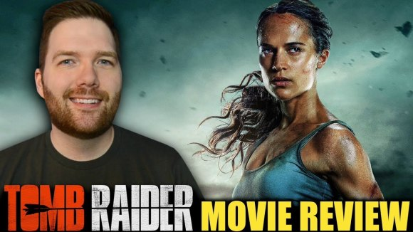 Chris Stuckmann - Tomb raider - movie review