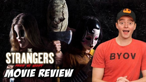 Schmoes Knows - The strangers: prey at night movie review