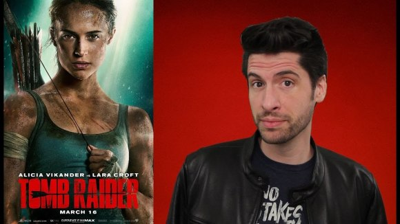 Jeremy Jahns - Tomb raider - movie review