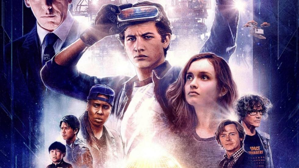 Nieuwste trailer 'Ready Player One' toont meer verhaal en meer virtuele wereld