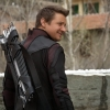Jeremy Renner lijkt nukkig om negeren Hawkeye in promotie 'Avengers: Infinity War'