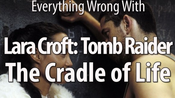CinemaSins - Everything wrong with lara croft: tomb raider - cradle of life