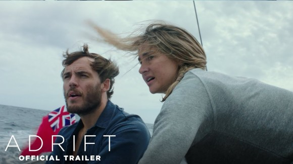 Adrift - official trailer