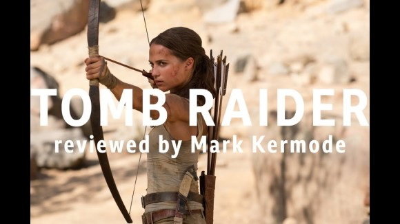 Kremode and Mayo - Tomb raider reviewed by mark kermode