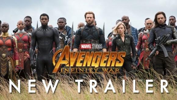 Avengers: Infinity War - official trailer 2