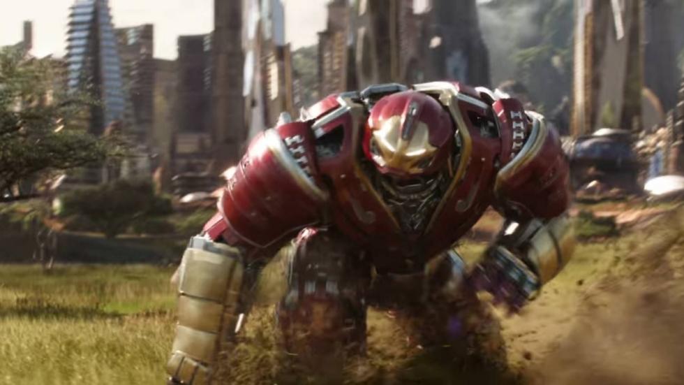 Oorlog start in volledig nieuwe trailer 'Avengers: Infinity War'!