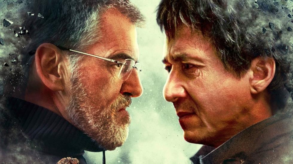Blu-ray review 'The Foreigner' - opvallende actiefilm met Chan en Brosnan