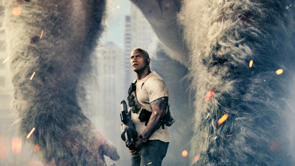 Alweer een Dwayne Johnson-film geprikt: 'Red Notice'