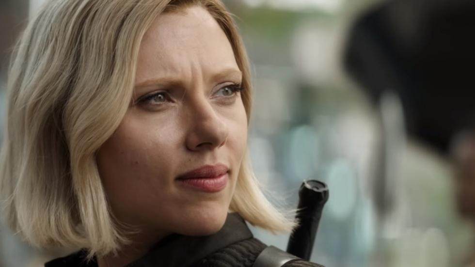 Scarlett Johansson over haar 'Black Widow'-film