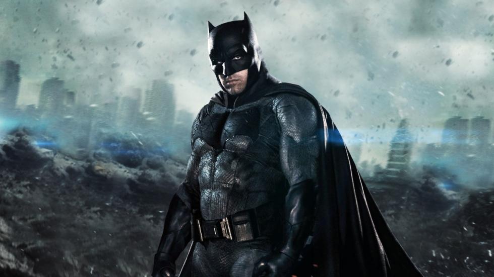Productie 'The Batman' pas in 2019 van start?