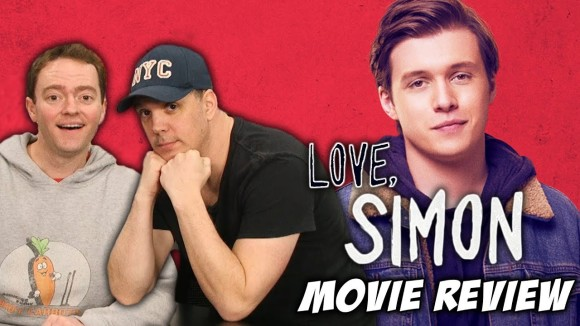 Schmoes Knows - Love, simon movie review