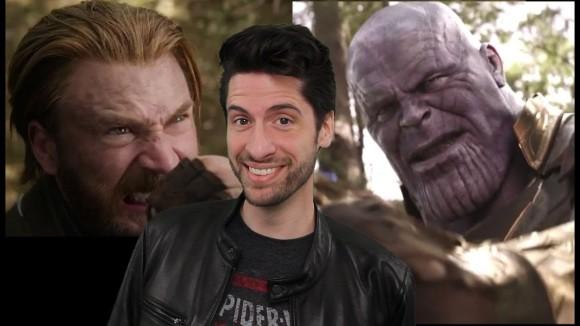 Jeremy Jahns - Avengers: infinity war - trailer 2 review