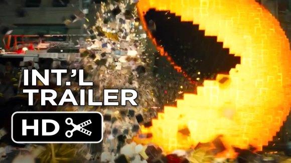 Pixels - International Trailer #1