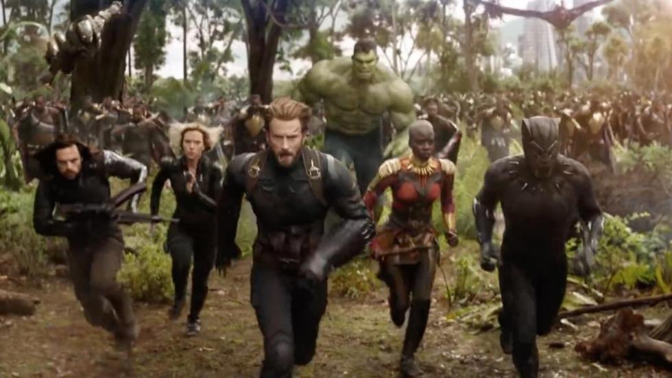 'Avengers: Infinity War' vol meedogenloze actie