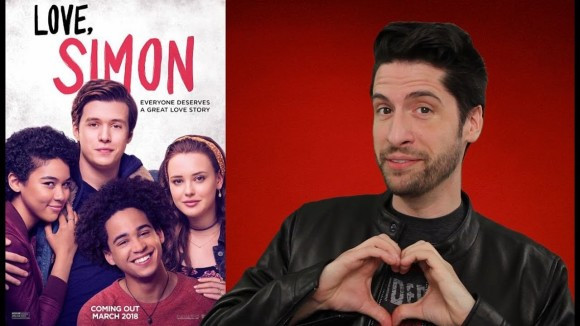 Jeremy Jahns - Love, simon - movie review