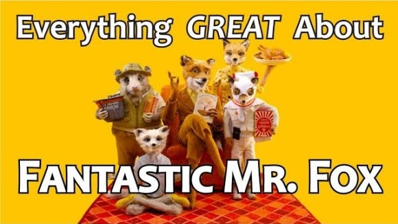 CinemaWins - Everything great about fantastic mr. fox!
