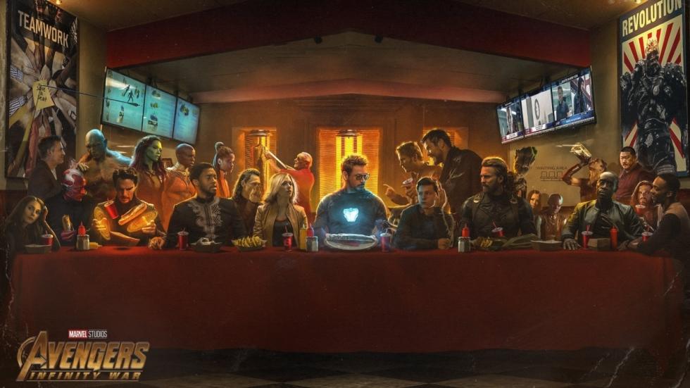 'Avengers: Infinity War' - Het laatste Shoarma-maal!