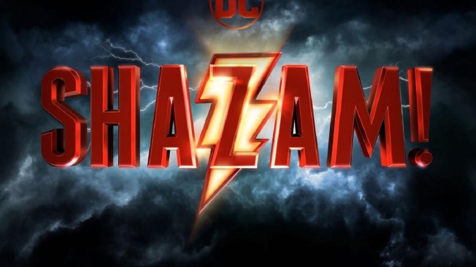 Teaserposter voor 'Shazam!'