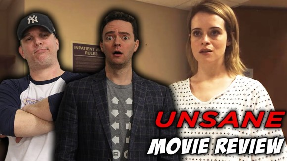 Schmoes Knows - Unsane movie review