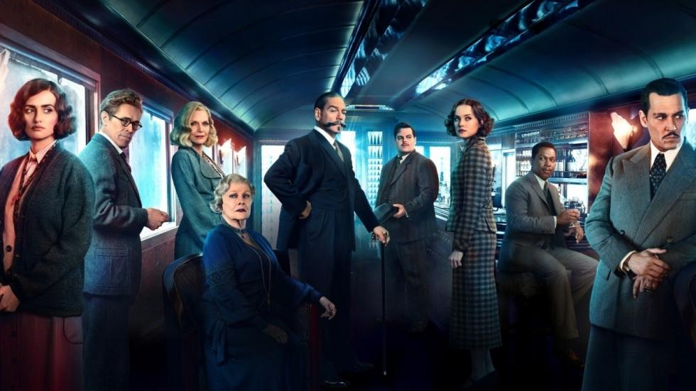 Blu-ray review 'Murder On The Orient Express' - prachtig, met een uitstekende Hercule Poirot