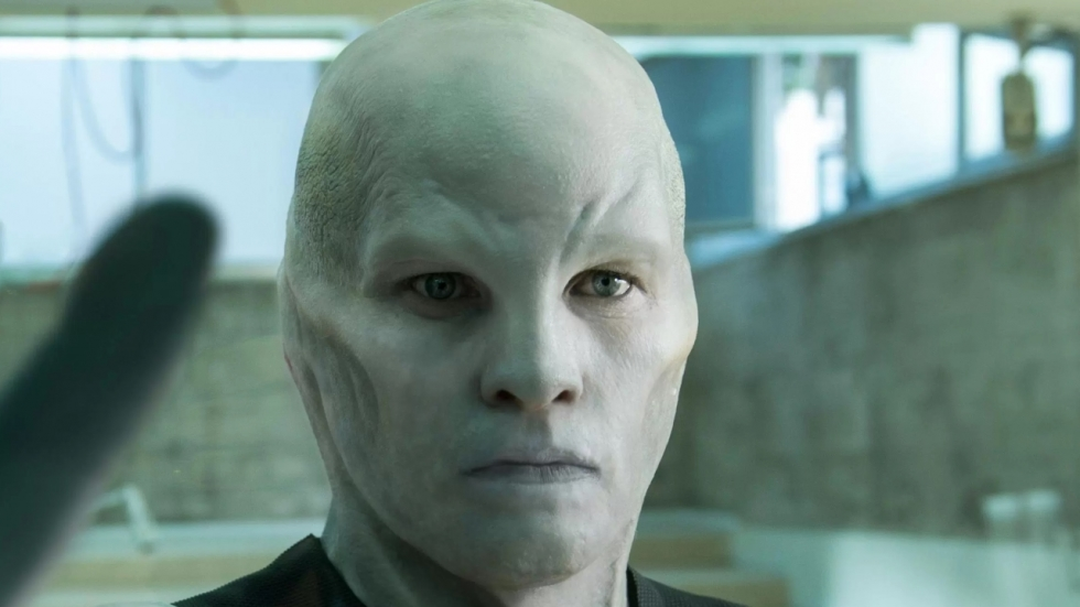 Sam Worthington als monster in trailer 'The Titan' van Netflix