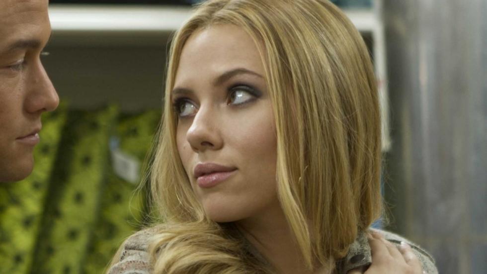Kortpittig kapsel voor Scarlett Johansson