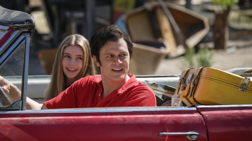 'Jackass'-ster Johnny Knoxville weer in het kruis geraakt in 'Action Point' trailer