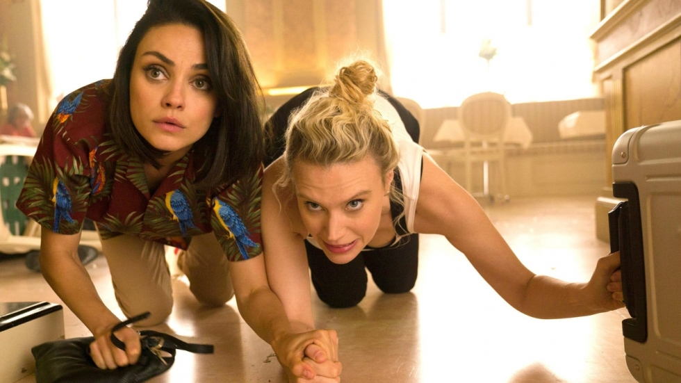 Grappige trailer spionagekomedie 'The Spy Who Dumped Me'