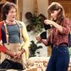 Robin Williams zat geregeld aan Paw Dawber tijdens Mork & Mindy