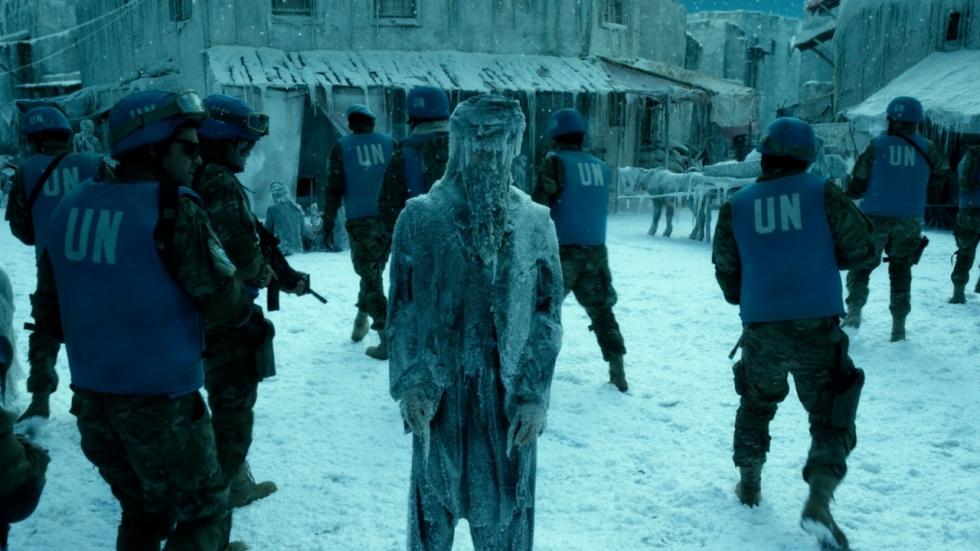 Blu-ray review 'Geostorm' - luidruchtige ramp met Gerard Butler