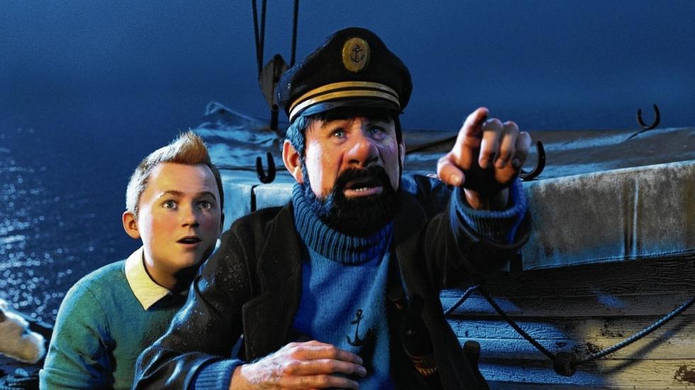 "Steven Spielberg: ""The Adventures of Tintin 2 komt er nog steeds"""