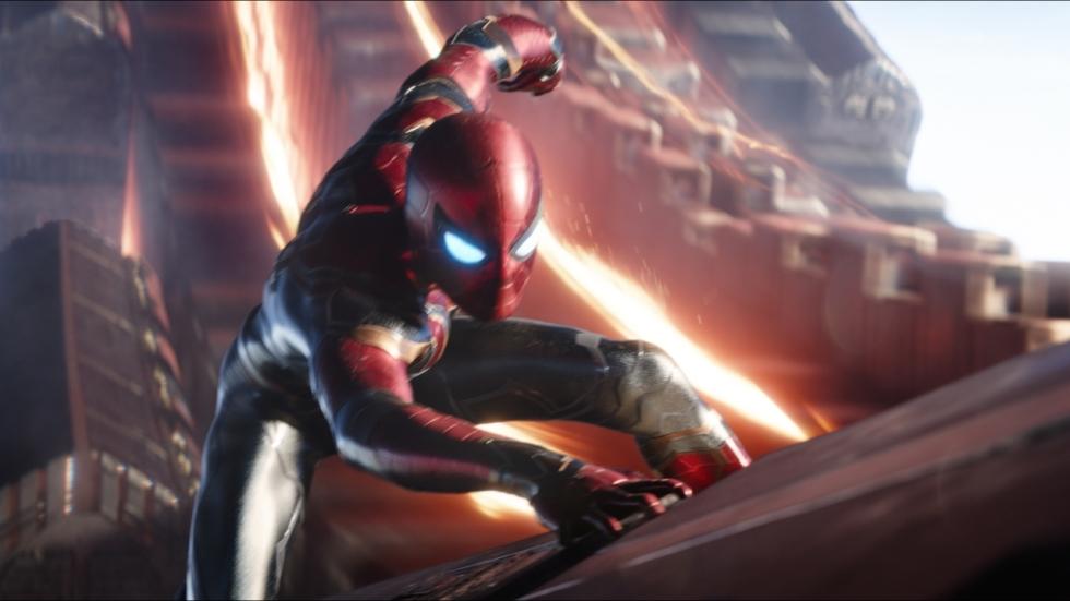 Spider-Man wordt Avenger in nieuwe tv-trailers 'Avengers: Infinity War'!