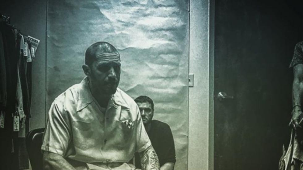 Eerste blik op Tom Hardy als maffioso Al Capone