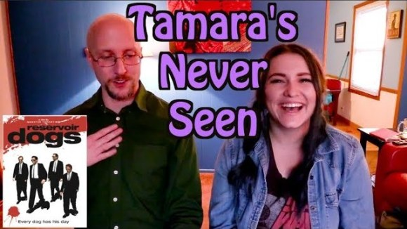 Channel Awesome - Reservoir dogs - tamara's never seen
