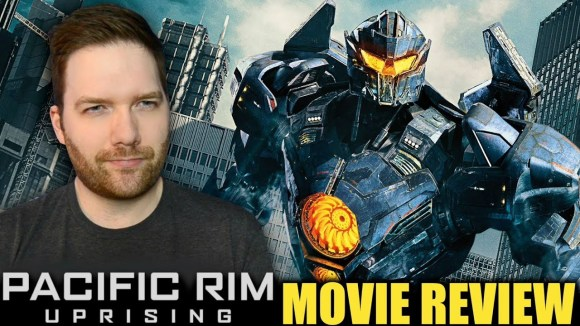 Chris Stuckmann - Pacific rim uprising - movie review