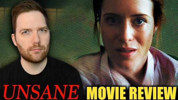 Chris Stuckmann - Unsane - movie review