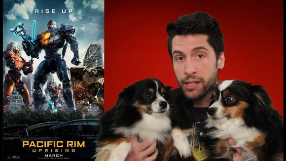 Jeremy Jahns - Pacific rim: uprising - movie review